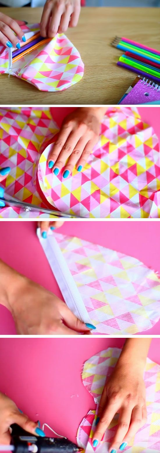 DIY Tumblr Inspired School Supplies for Teens