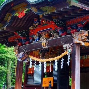 秩父神社 Chichibu Shrine