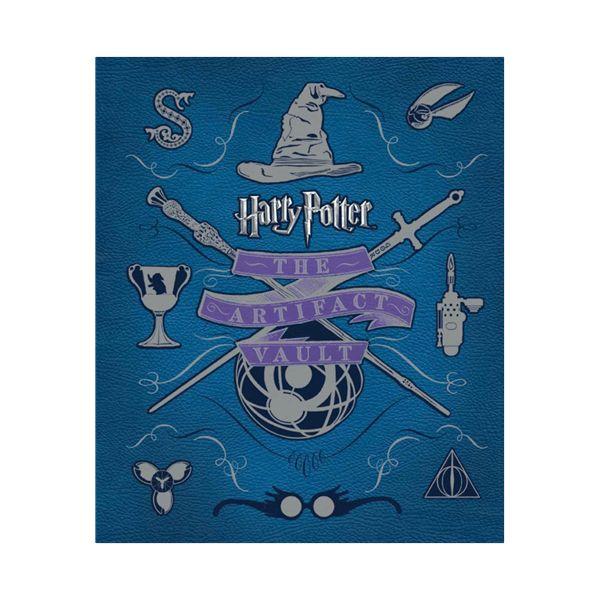 Harry Potter - The Artifact Vault Book - ZiNG Pop Culture