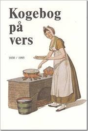 Kogebog på vers af J L Møller, ISBN 9788789531076