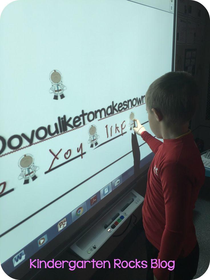 Kindergarten Rocks!: Sentence Building                                                                                                                                                                                 More