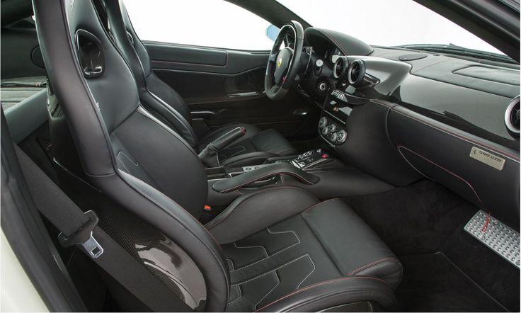 2010 FERRARI 599 GTB FIORANO HGTE