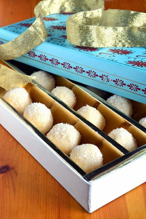 5 Easy Diwali Ladoo (Laddu) Recipes under 20 minutes