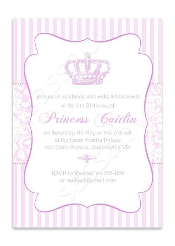 311 best princess party images on pinterest birthdays princess princess birthday party invitation diy printable file by sassaby 1600 filmwisefo Gallery