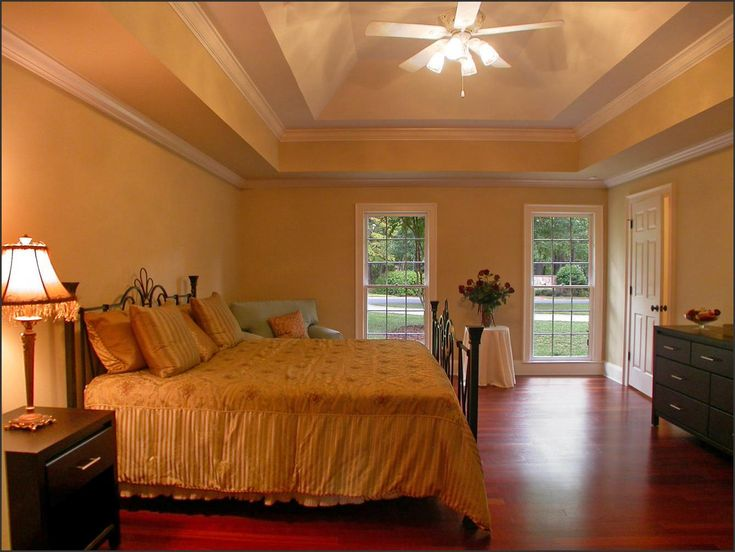 Romantic colors for master bedroom