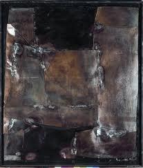 Alberto Burri: Ferro - 1959