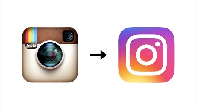 """••Instagram New Logo 2016-05-11 Travesty?•• Can We Change It Back to 2010-10-06? AdWeek article • killing  skeuomorphism for its own sake - missing soul beloved almost universally • excuses:  """"modernize"""" """"brighter, flatter"""" """"balance between recognition and versatility"""" • result: very forgettable image / uninspired • see its enticing but deceiving video on its new creation https://vimeo.com/166138104 • wiki: https://en.wikipedia.org/wiki/Instagram"""