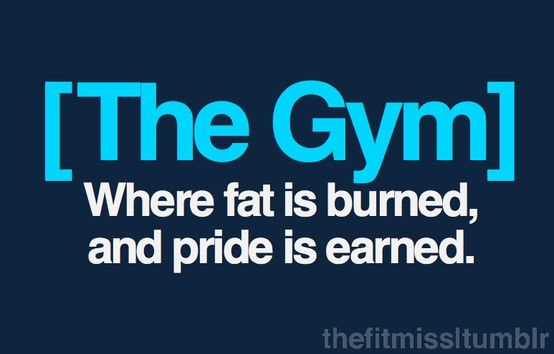exercise+quotes | ... Femme Fitale Fit Club Blog - exercise funny quotes