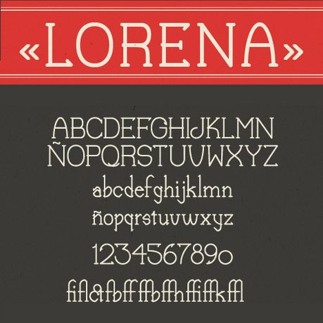 Download 100 Greatest Free Fonts Collection for 2012   Free font ...