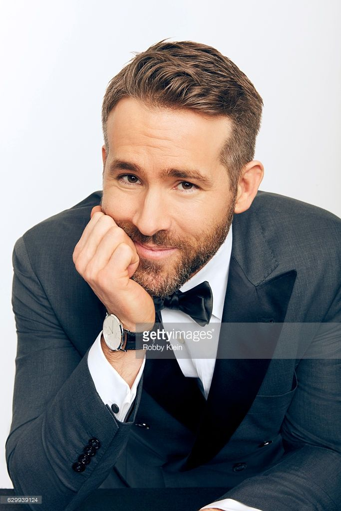 Actor Ryan Reynolds is photographed at the 22nd Critics Choice for Portrait Session on December 11, 2016 in Santa Monica, California.