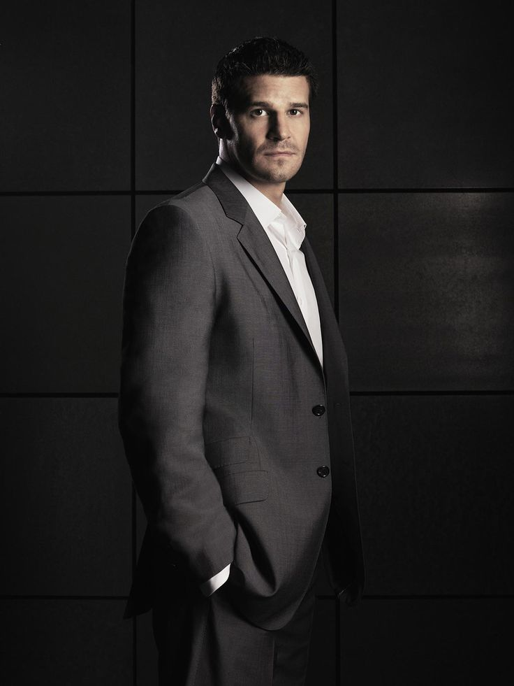 https://flic.kr/p/jbFBr | hires cast photograph | David Boreanaz as Special Agent Seeley Booth