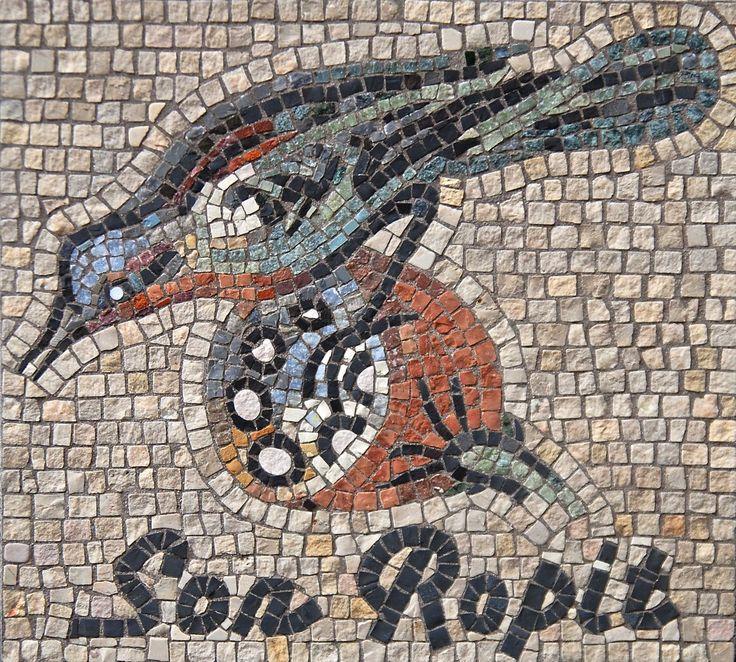 Natursteinmosaik Son Ropit / Bruno Rodi