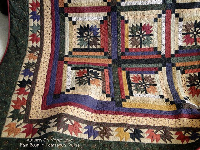 2071 Best Images About Log Cabin Quilts On Pinterest