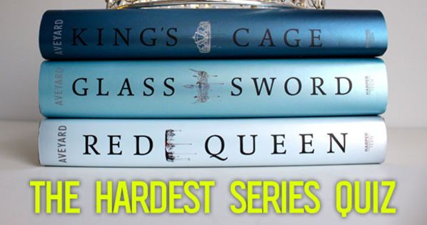 I got 20/20.The Hardest Red Queen Series Quiz You'll Ever Take | Playbuzz