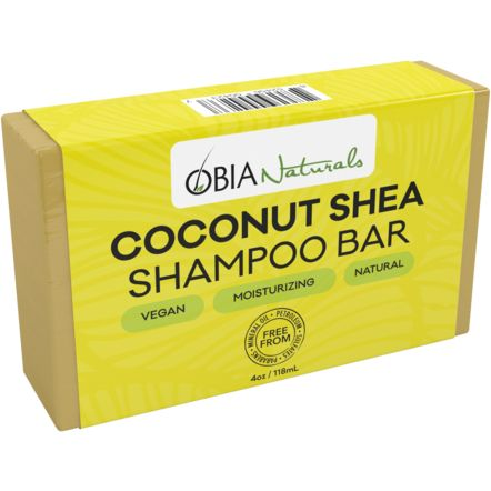 Obia Natural Neem & Tea Tree Shampoo Bar