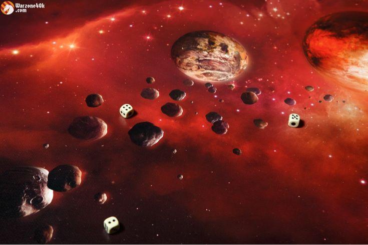 Star Wars space mat: Vulcan-6