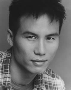 B. D. Wong - from OZ, Law and Order SVU and Awake (tv shows)