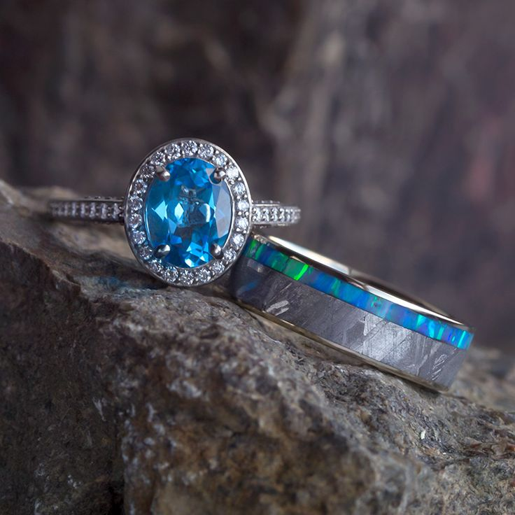 25 best ideas about Topaz engagement rings on Pinterest