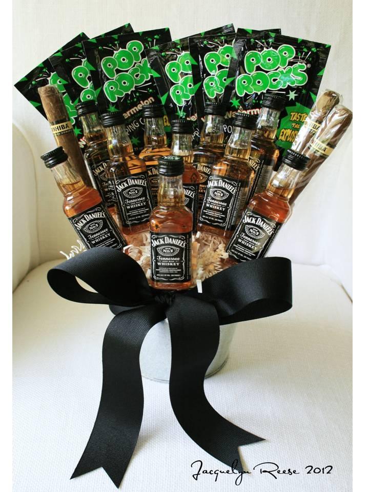 Homemade Christmas Food Gift Baskets