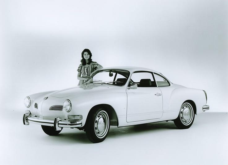 Volkswagon Karmann Ghia 1973