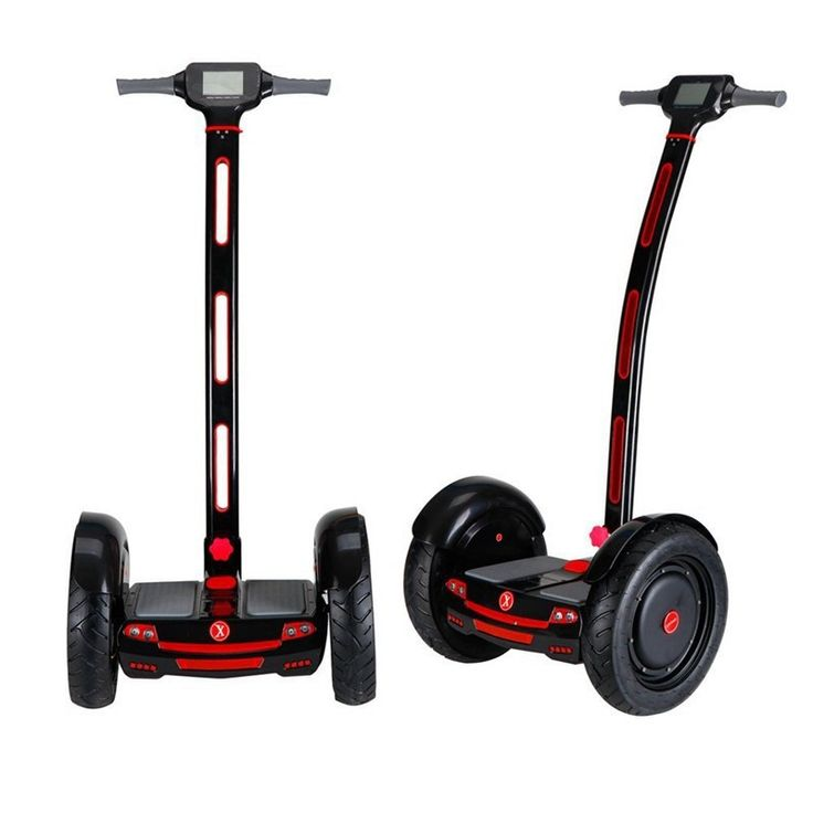 image Follame sobre el scooter