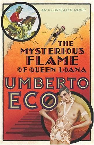 Umberto Eco's 'Illustrated Novel', a race through imagery, memory, the Italian fascism and antiquarian books.