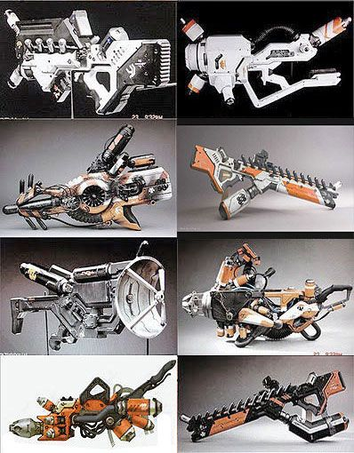 District 9 Alien Weapons | www.imgkid.com - The Image Kid ...