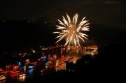 St. Goar's - Rhine in Flames... and I want to see Koblenz and Köln too for the Rhein en Flammen.  So amazing.