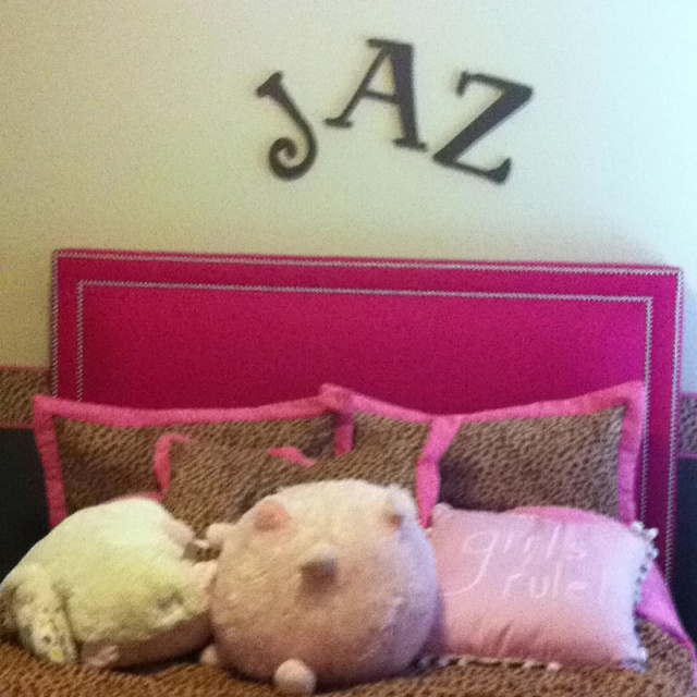 Jaz's room is almost done.: Jaz S Room, Julies Style, Rooms