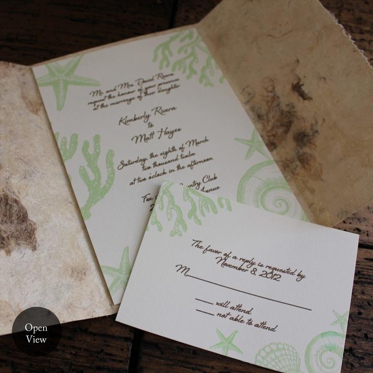 Handmade Wedding Invitations Wedding Invitations Handmade