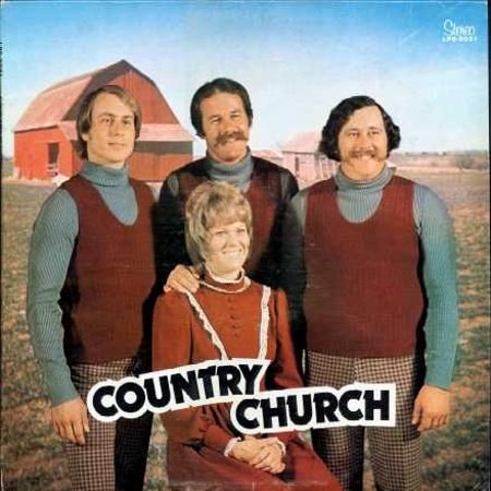 In a spin off of the Mormon's multiple wife scenario, Judy decided to take on 3 husband brothers.