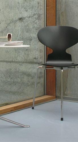 Ant - 3100, 3 legs, stackable - Fritz Hansen