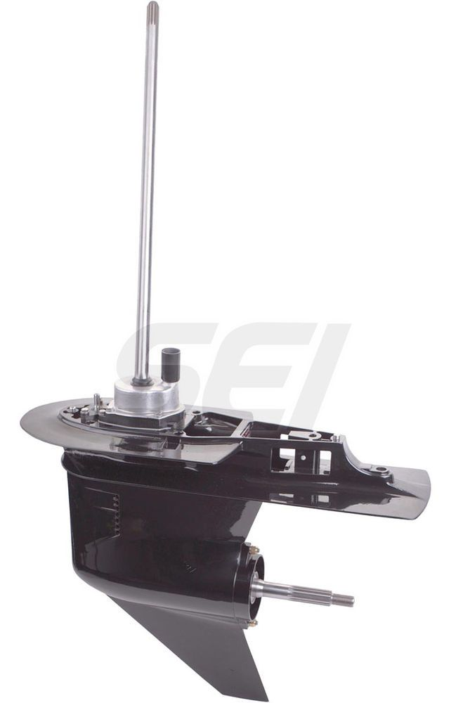 Mercury Outboard Replacement Lower Unit 40 60 Hp 4 Stroke Big Foot 2 33r 25 Mercury Outboard Outboard Parts And Accessories
