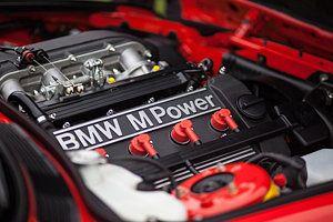 Bmw Photograph - Bmw M Power by Mike Reid