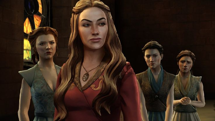 Game of Thrones Telltale Games Series Game Screenshot 3