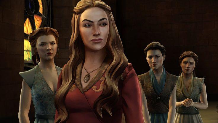 Game of Thrones Telltale Games Series Game Screenshot 3