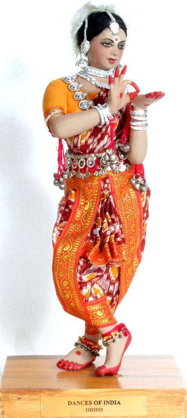 Dance of India, Odissi