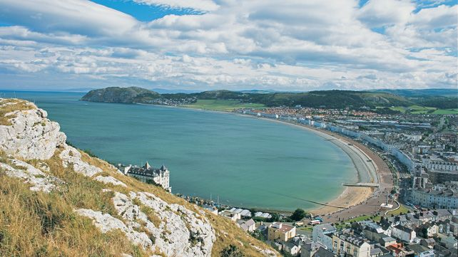 Wales Coast Path... Only 870 miles, should keep me busy!
