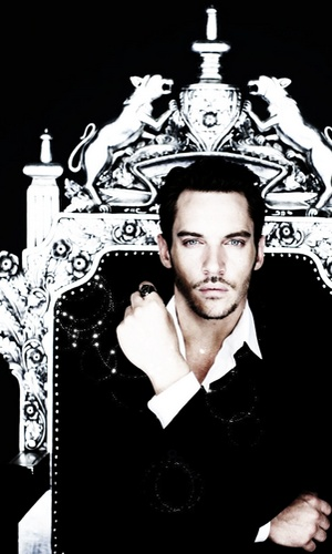 Johnathan Rhys Meyers, oh those lips...any eyes...