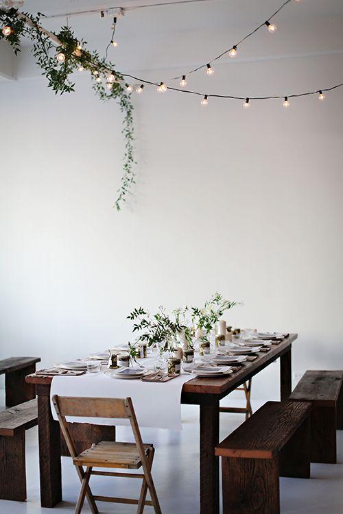 クリスマスやおもてなしに真似したい、海外のおしゃれなテーブルコーディネート