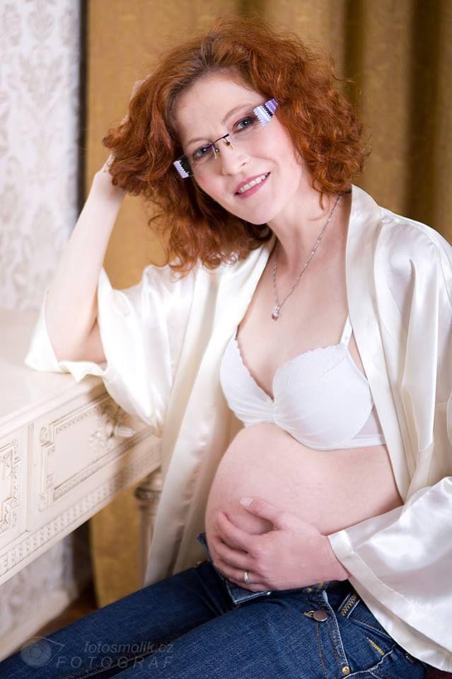 Krásná maminka ....