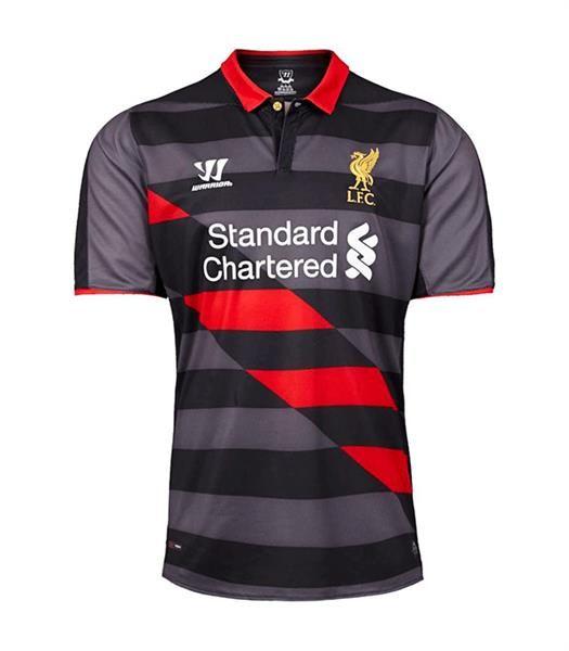 Ливерпуль футболка гостевая