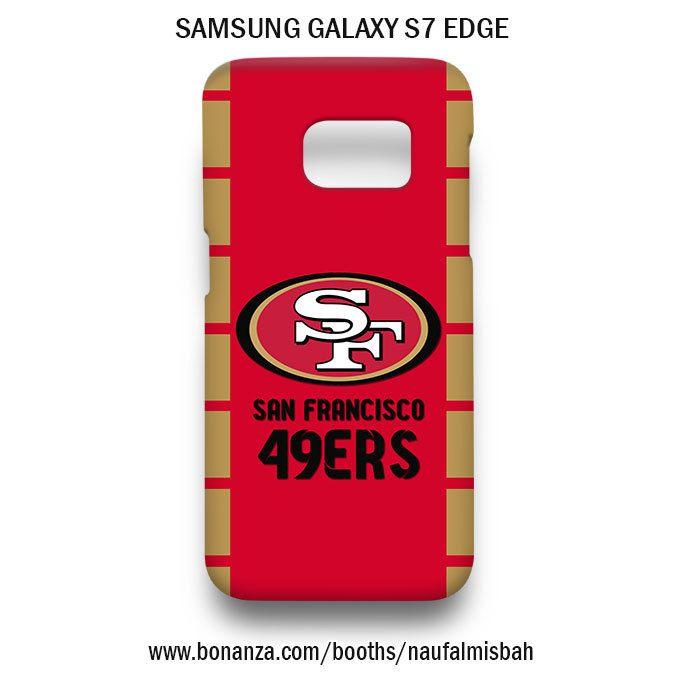 San Francisco 49ers Samsung Galaxy S7 EDGE Case