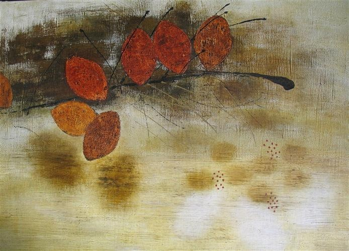 Autumn Leaves #3 by Heather McAlpine available on UGallery.com