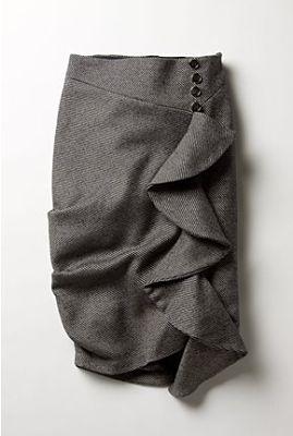 -- Anthropologie Skirt
