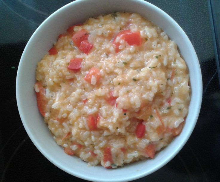 17 best images about beilagen on pinterest couscous lasagne and kochen - Risotto tomate thermomix ...