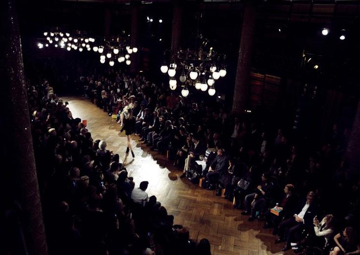 Kristian Aadnevik London Fashion Week AW13