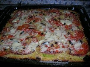 pizza z cukety