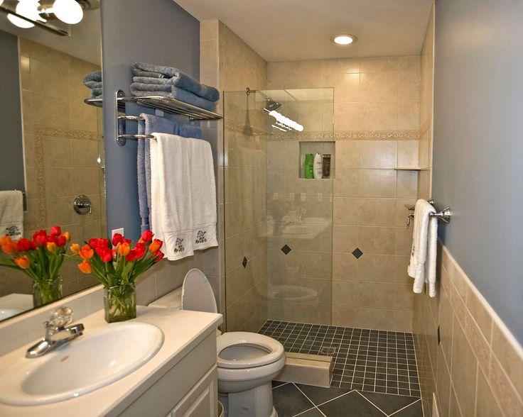 Best Bathroom Images On Pinterest Bathroom Ideas - Large towels for small bathroom ideas