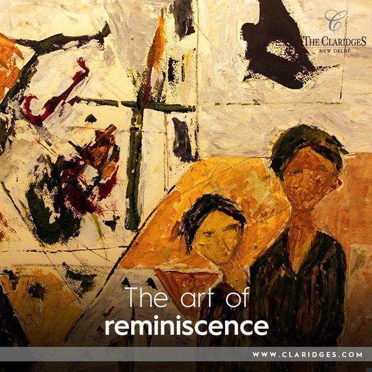 Ram Kumar's inspiring art combines severity of structure with the art of reminiscence at the Crayon Art Gallery at The Claridges.